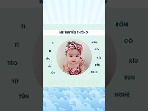Cách Đặt Tên Ở Nhà Cho Con Độc Lạ Đáng Yêu Dễ Nuôi Theo Sở Thích Của Mẹ