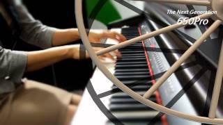 다이나톤 디지털피아노 650PRO The enterta…