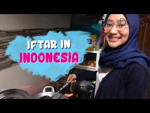 IFTAR LIKE A LOCAL - INDONESIA