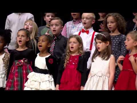 Mansfield Spanish Immersion School 2017 Christmas Concert