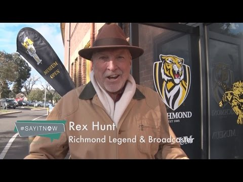 #SayitNow: Rex Hunt