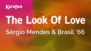Karaoke The Look Of Love - Sérgio Mendes *