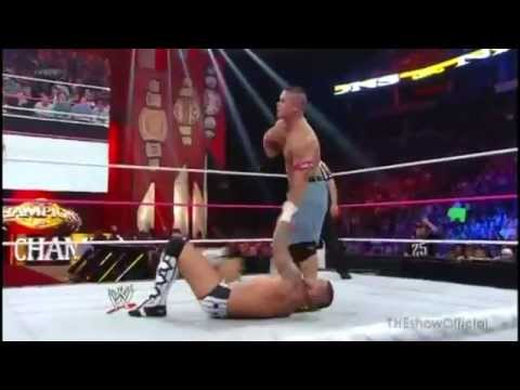 WWE Night Of Champions 2012 Highlights (HQ)