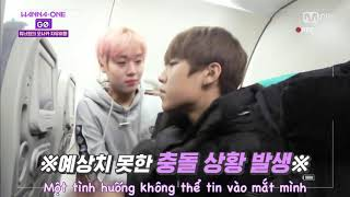 Скачать VIETSUB Các Mảnh Tình Nghiệt Ngã Của Park Jihoon Wanna One Go Cut Ep 7