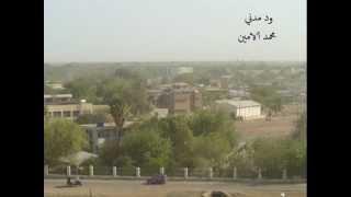ود مدني - محمد الأمين