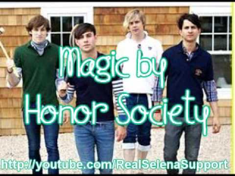Magic by Honor Society FULL HQ Wizards Of Waverly Place Soundtrack