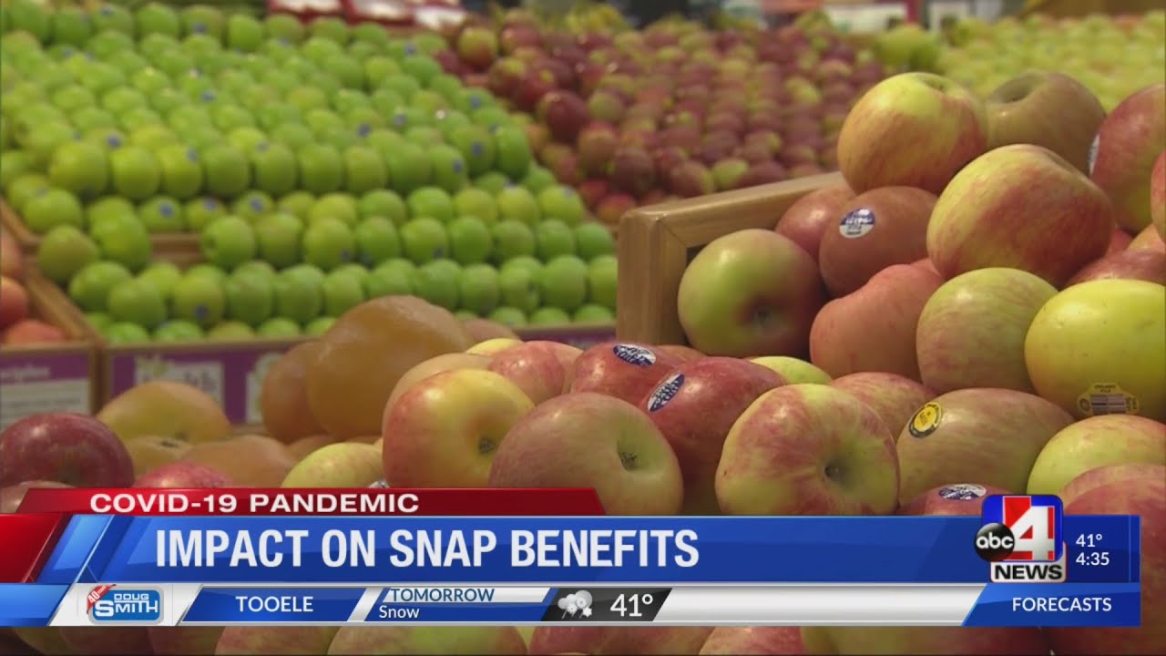 COVID19 Impact on SNAP Benefits