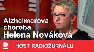 Helena Nováková: Co můžeme udělat proti Alzheimeru? Trénujte paměť, učte se cizí jazyky