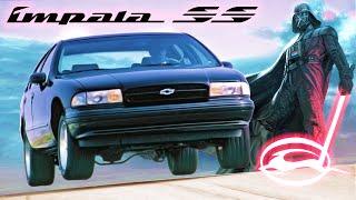 Chevrolet Impala SS – Лорд Вейдер, Ваша Машина Готова!  История Chevy Impala SS (1994...)