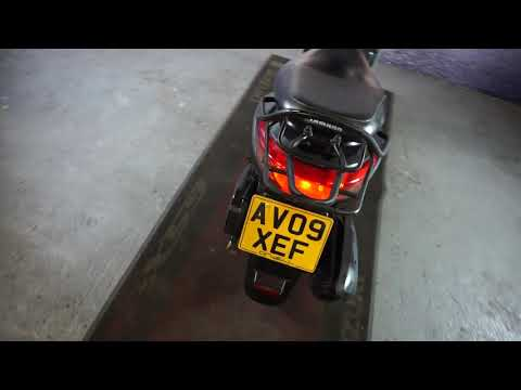 MOTORBIKES 4 ALL REVIEW YAMAHA VITY FOR SALE £1199