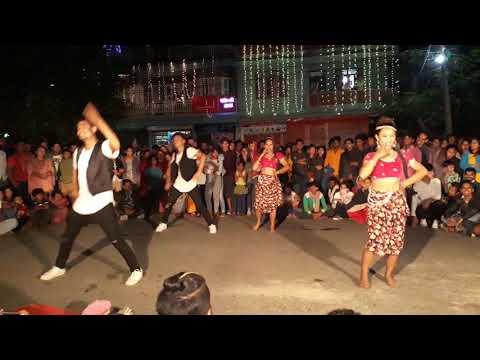 Kutu Ma Kutu - New Nepali Movie Dui Rupaiyan Bhailo Dance By Suryadaya KalaKandra