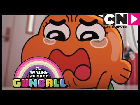 Gumball | Bobert Tries To Destroy Gumball | Cartoon Network