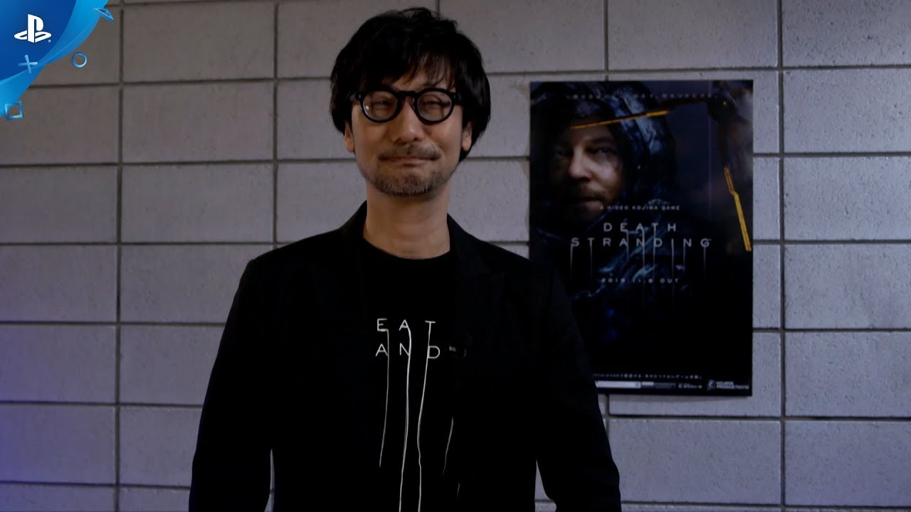 『DEATH STRANDING』発売直前!メディア討論会「PlayStation® presents LIVE SHOW」 PlayStation®祭
