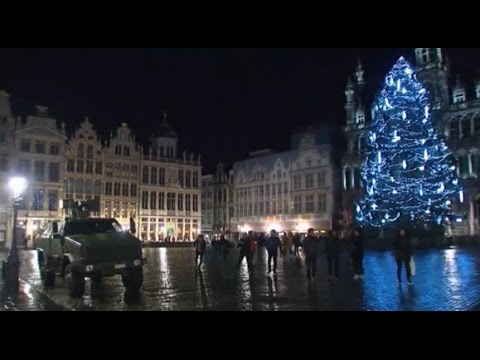 Brussels Extends State Of Emergency   Reuters