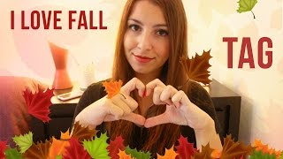 [TAG] I love fall ♥ Thumbnail