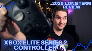 Is the Xbox Elite Series 2 Controller worth your money??  - 2020 Long Term Review
