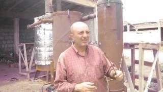 Арменское энергетическое оружие Часть III - Антимусорная пушка.
