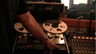 Ampex Tape Recorder History & Demos by Phantom Productions, Inc.