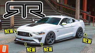 Building and Heavily Modifying a 2020 Ford Mustang GT: Part 10: RTR Upgrades + More Track Mods