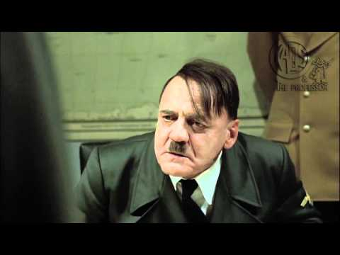 "Hitler Gets Angry about ""Why this Kolaveri Di""?"