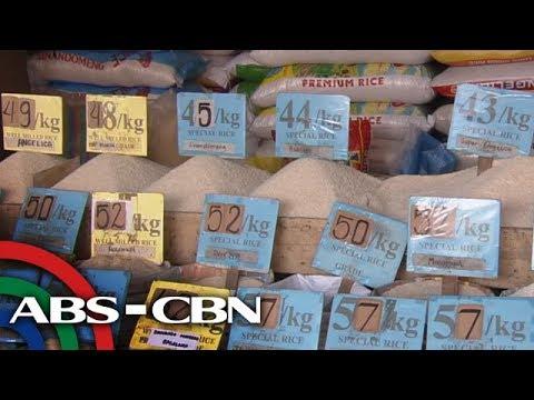 TV Patrol: Itinakdang SRP ng iba't ibang uri ng bigas sa Metro Manila thumbnail