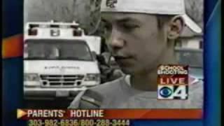Columbine Eyewitness News Interview (1999)