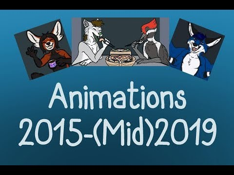 Animations 2015-(Mid)2019