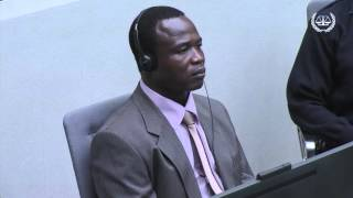 Ongwen case: Opening of the Confirmation of charges hearing, 21 January 2016