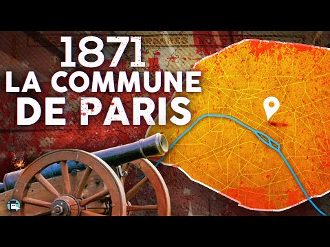 La Commune de Paris - 1871 - Nota Bene