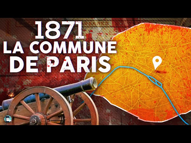 La Commune de Paris - 1871