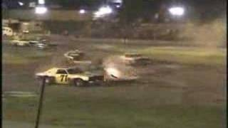 crashes figure 8 wrecks