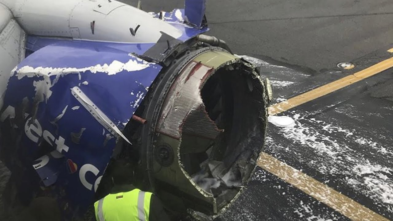 Southwest passenger dies after being partially sucked out of window