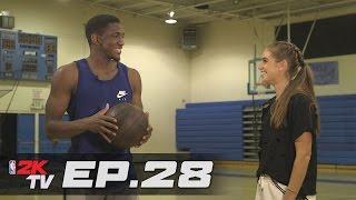Langston Galloway & 2KTV Bloopers - NBA 2KTV S3. Ep.28