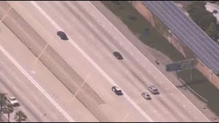 WATCH LIVE: Police are in Pursuit of SUV in Long Beach Area | NBCLA