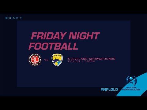 NPL Rd 3: Redlands United v Gold Coast United - FULL GAME