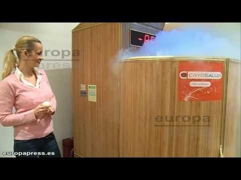 Terapia criogenica para adelgazar