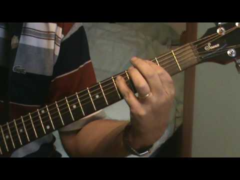 Smoke on the water - Deep Purple (guitar lesson + CHORDS) - YouTube