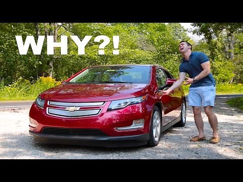 4 Things You Will Hate About The Chevy Volt!