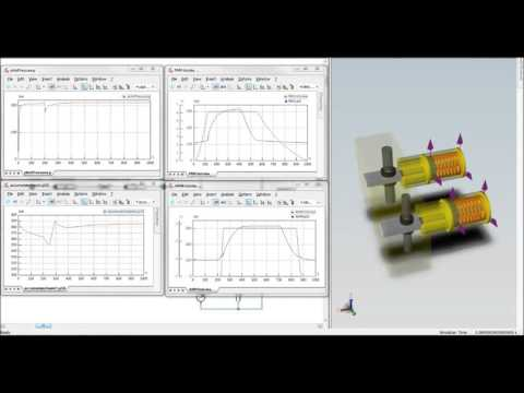 Simulating subsea gate valves using SimulationX