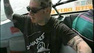 Acoustic version of Roots Radicals by Rancid from their Give 'Em th...