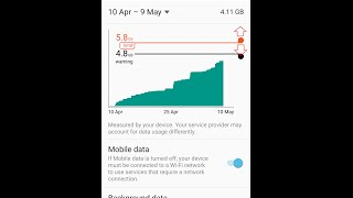 How To Check Mobile Data Usage And Set Up Warning and Limit On Samsung Galaxy S7/Edge/S6/Note5 thumbnail