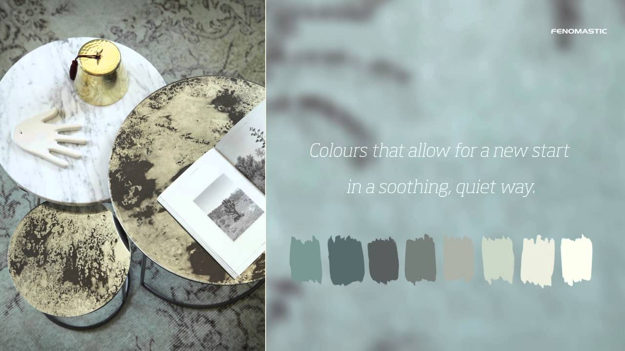 Jotun Colour Trends 2015 Collection : A place of Harmony