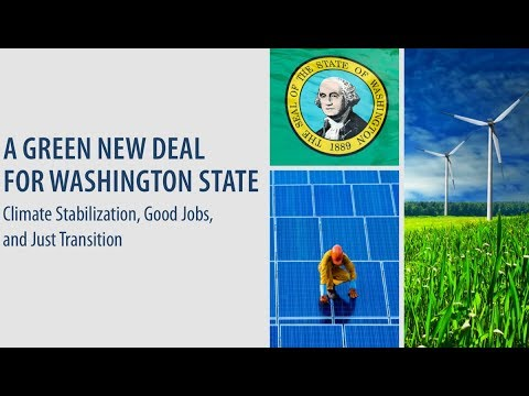 A Green New Deal for Washington State