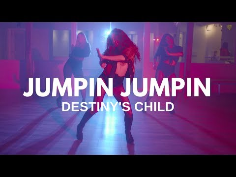 JUMPIN JUMPIN - Destiny's Child II #FINDYOURFIERCE by MONICA GOLD