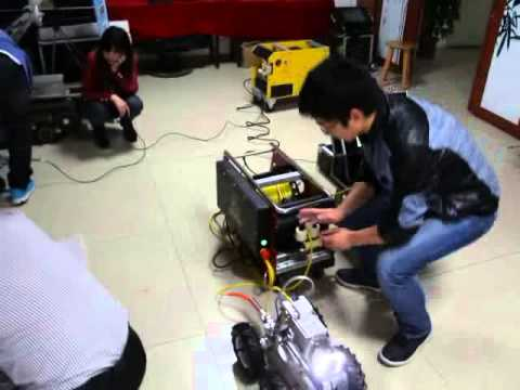S200 Robotic Crawler Operation Instruction