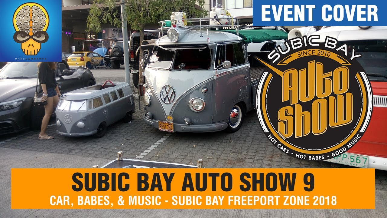 Subic Bay Auto & Motor Show 9 [2018]