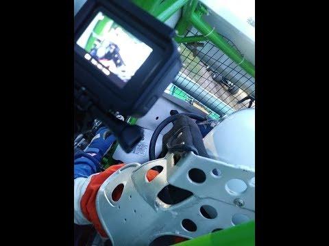 Carmen Leggio In-Car Hamlin Speedway Rookie Feature 6/15/19