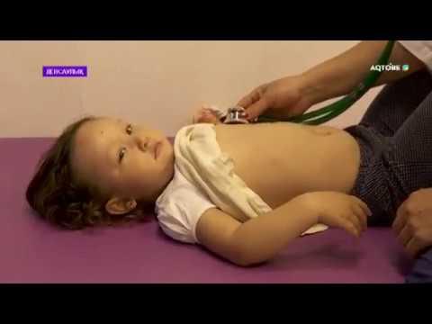 Детский стационар медкластера