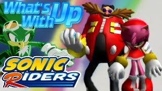 What's up With: Sonic Riders!