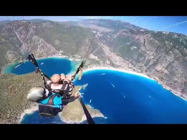 Fethiye Yamaç Paraşütü 3 - Mad Max Paragliding